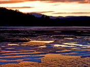 Ice Out - Newfound Lake
