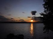 Dawn Lake View