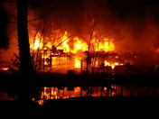 Ashland Riveredge Marina Fire