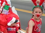 xmas in july, gorham kiddie parade