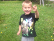 jaydens Mother's Day catch