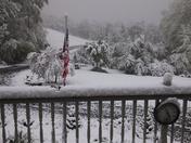 May 26th, Snow!