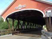 Bridge in my hometown of Lancaster. Great place to grow up