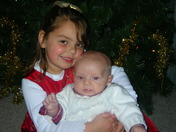 Abby and Kaiden
