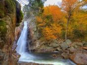 Glen Ellis Falls - Pinkham's Notch, NH