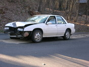 Henry Bridge Rd, Goffstown, Easter morning accident