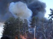 alton bay, NH [fire]