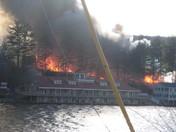 Fire at Alton Bay 2