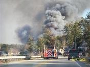 Alton Bay Fire