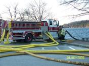 Gilford Fire Truck