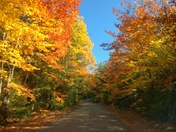 North Conway back road 10/17/13