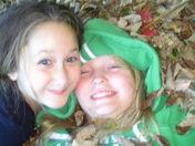 my girl chloe&her bff