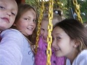 all on tire swing