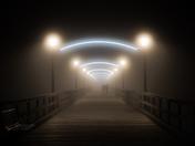 3c. Foggy Night