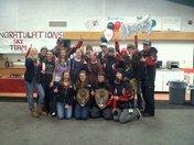 Lin-Wood Public School Boys and Girls Ski Team Champions!