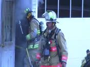 Wolfeboro Public Works Building Fire