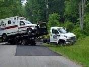 Ambulance Needs Ambulance