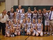 Walhalla Middle School Girls Basketball