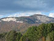 Table Rock in November