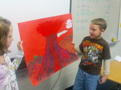 Miss Rolfe's 3rd Grade Landforms Project