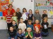 Mrs. Elrod's 1st Grade Class