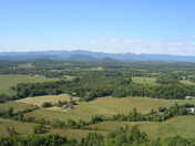View From Glassy Mtn., Pickens