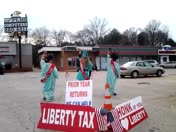Liberty Tax Wavers