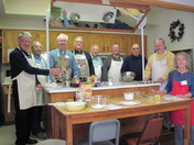 Polk County Mens Cooking Class