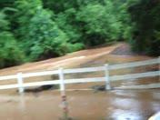 clemson flash flooding