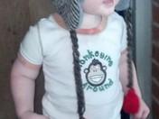 little monkey Max