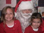 Kirs,Keelin & Santa