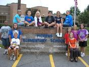Pickens Elementary School's Summer Reading Stars