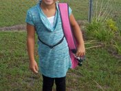Mallorie's First Day of 3rd Grade