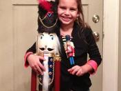 Mallorie and the Nutcracker