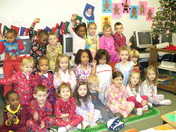 Miss Ables & Miss Cathy's K4 Class at West Anderson Christian Academy