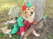 Robinhood Robinhood has been reported being seen in Pelzer, he is worried about