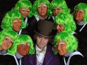 Dr. David McInnis Orthodontics does Willy Wonka