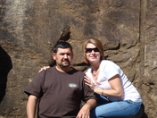 Me and my hubby again
