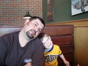 Daddy and Blaise