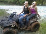 Playin in the mud