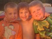 Nicholas,Logan,Stephen