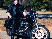 Ric in full leather on his 1993 Low Rider.JPG