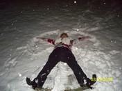 SNOW ANGEL 02/12/10