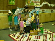 Ms. Ellen and her Library Kids
