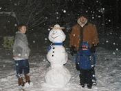 The Scotts Snowman  02/12/10