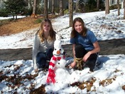 Pelham Falls, Ellie and Sarah