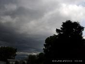 Stoem clouds