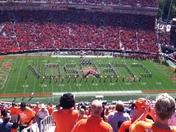 The Band That SHAKES The Southland! Go Tigers