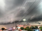 A very bad storm