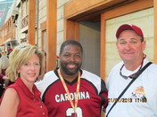 Outback Bowl 1-1-2013